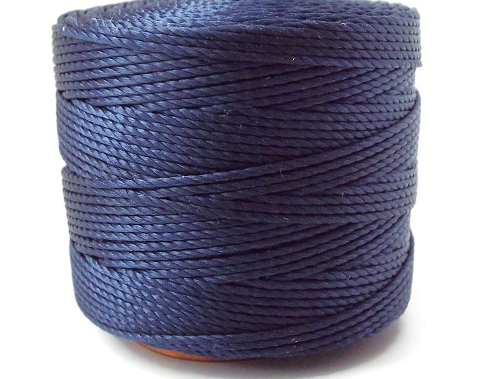 S-Lon, 210, C-Lon,, NAVY,  yards per Spool