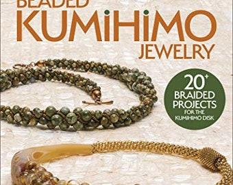Beaded Kumihimo Jewelry by Rebecca Ann Combs