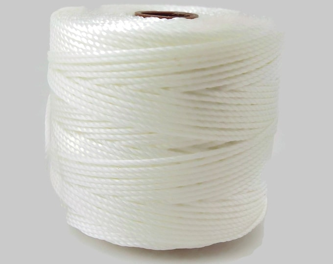 S-Lon, 210, C-Lon,WHITE , 77 yards per Spool