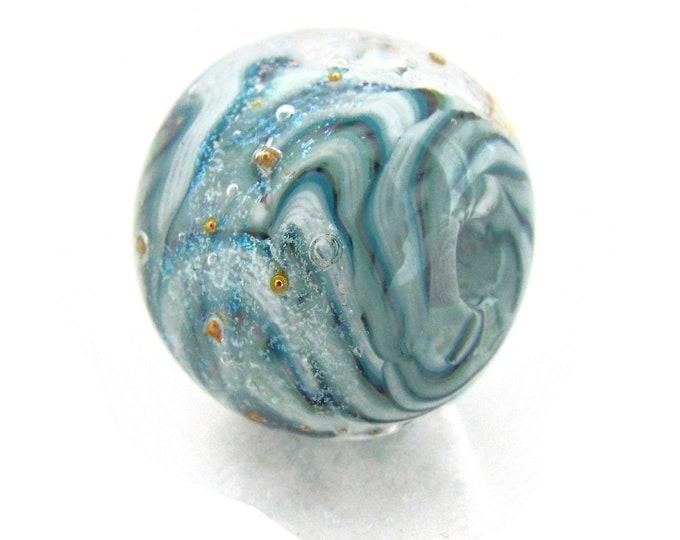 Unicorn Small Donut Bead - Copper Series -Small - Mystic Water #22493
