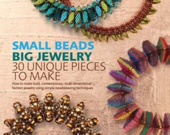 Small Beads Big Jewelry by Jean Power