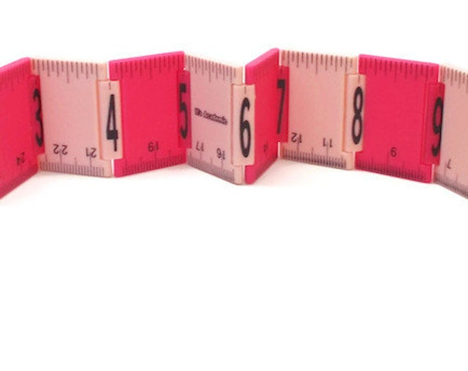 COMPACT FOLDING Ruler, 12x1.5 inches