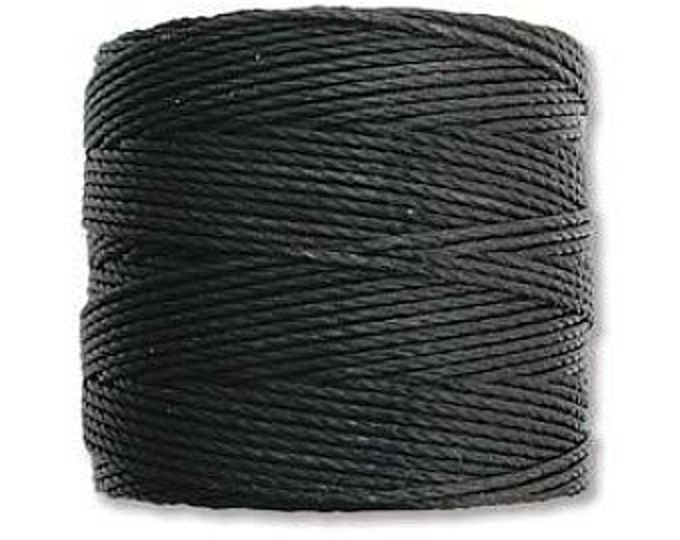 S-Lon, 210, C-Lon,  BLACK , yards per Spool