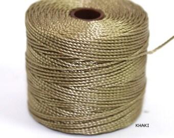 S-Lon 210, C-Lon, - KHAKI Large Spool