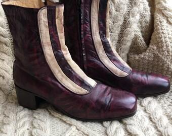 10cde4801ea Palladio Originals Leather Disco Shoes