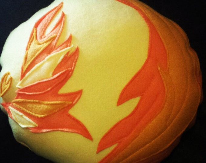 Blazing Fire Cutie Pillow