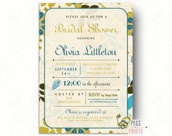 printable peacock bridal shower invitations peacock bridal shower invites peacock birthday invitations colorful bridal shower invites
