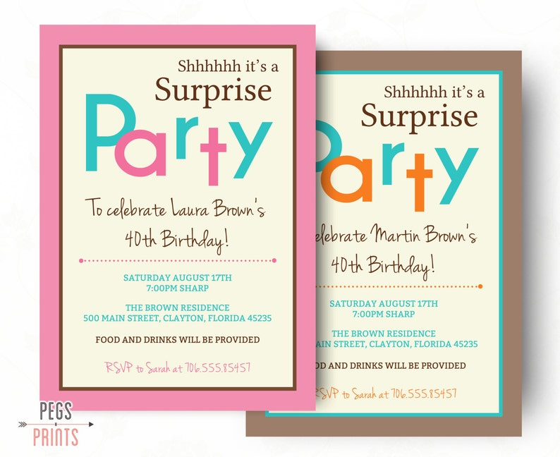 image relating to Birthday Party Invitations Printable referred to as Question Birthday Invitation (Printable) Speculate Birthday Get together Invites - Wonder Get together Invitation for Females or Males - Female Birthday