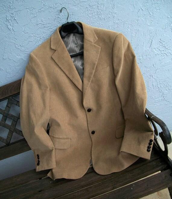 Men's Dockers Corduroy Suit Jacket, Dockers Cordu… - image 2