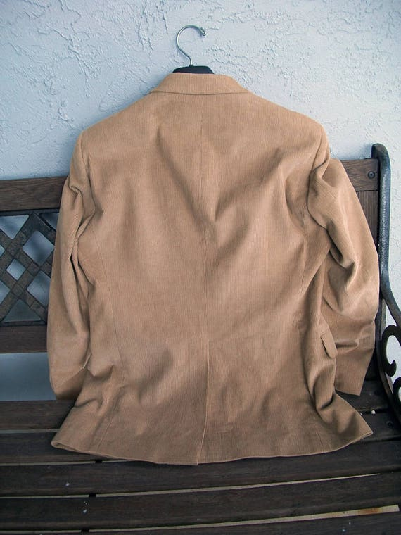 Men's Dockers Corduroy Suit Jacket, Dockers Cordu… - image 3