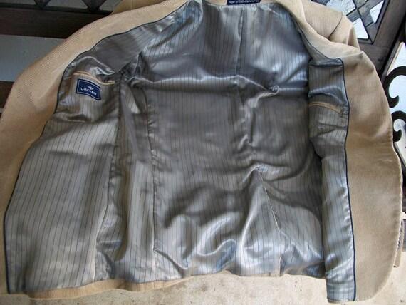 Men's Dockers Corduroy Suit Jacket, Dockers Cordu… - image 6