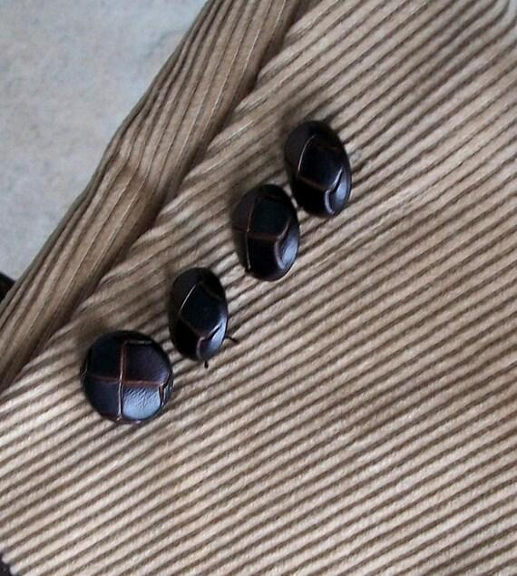 Men's Dockers Corduroy Suit Jacket, Dockers Cordu… - image 10