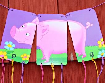 Pig Bunting