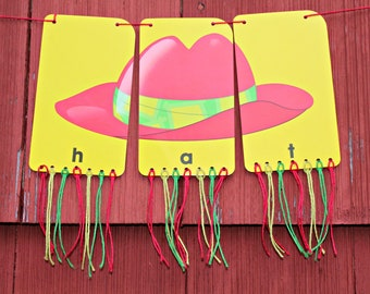 Hat Bunting
