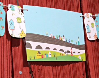 Farm and Field Bunting