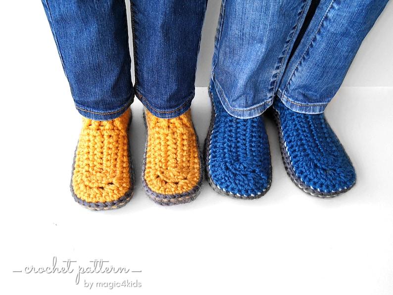 CROCHET PATTERN DAKOTA casual unisex slippers,kids,adults,boys,girls,women,men,winter,loafers,footwear,house shoes,super bulky,moccasins