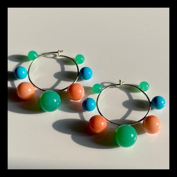 The Luna Circus Earrings