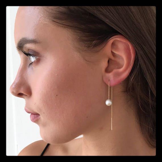 The Lili Pearl Earring