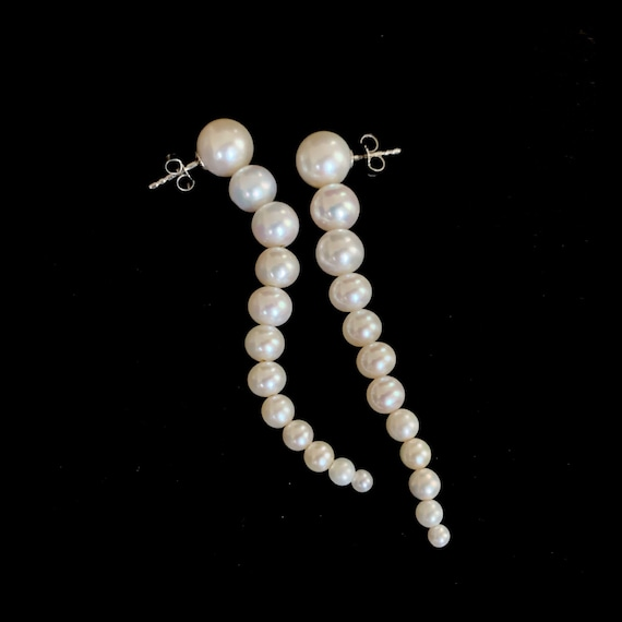 The Shima Pearl Earrings
