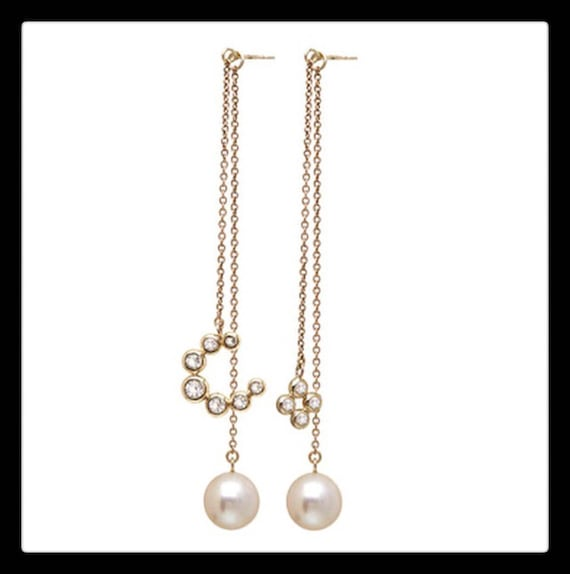 The Anouk Pearl Earrings