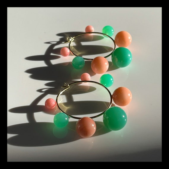 The Luna Circus Earrings (currently out of stock)