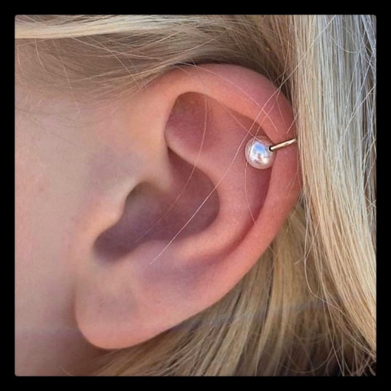The Small Rosa Ear Cuff