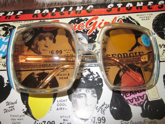 Nina Ricci France Oversized Sunglasses Vintage Fra