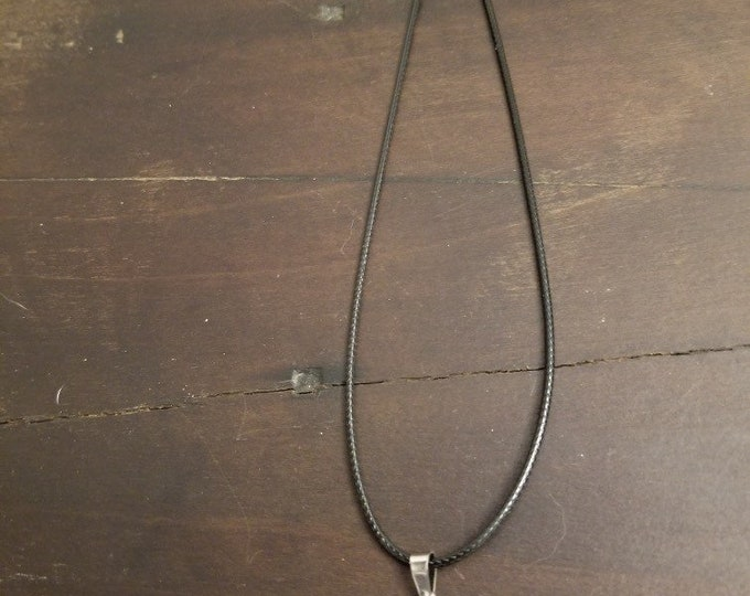 Black Onyx Crystal Healing Necklace