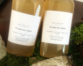 Protection & Cleansing Floor Wash made under Full Moon