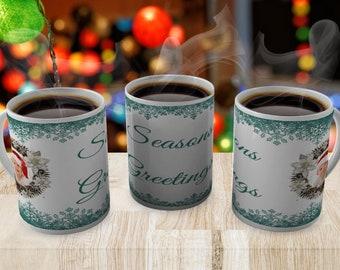 Christmas Photo Mug   Picture Gift   Photo Mug   Dad Mug   Mom Mug   Grandparent Gift   Holiday Cup   Holiday Mug   Dad Gift   Mom Gift