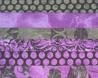 Ghouls Night Out by Maywood Fat Quarter Pack of 6
