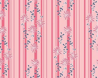 Daisy Days by Keera Job for Riley Blake Designs c6284-pink