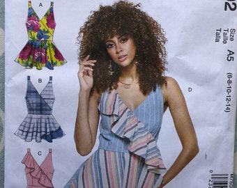 XXS/ /XXL /Tailles Mini robe ou haut Tailles Simplicity Sewing Pattern 1423/