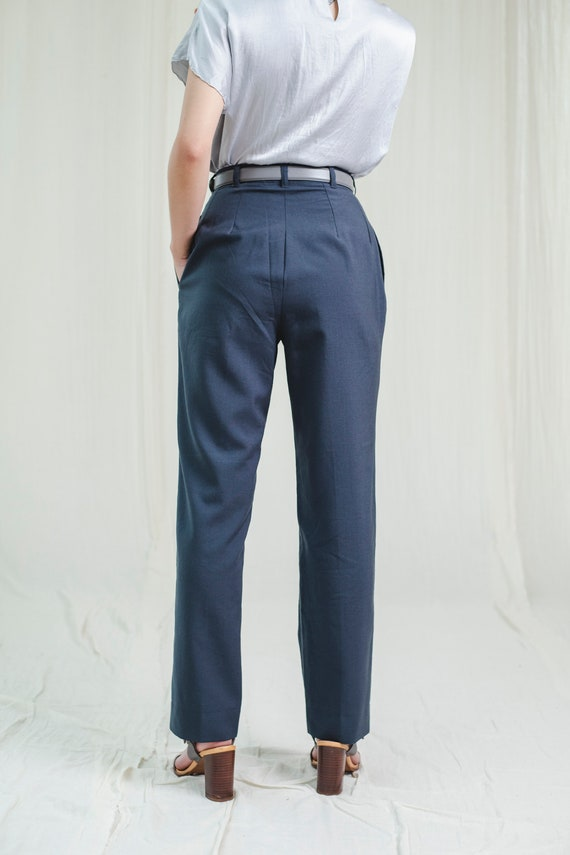High waisted vintage trousers - image 5