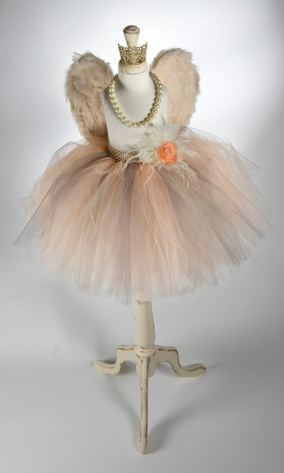 Nursery Room Decor - Girl's Room Decor- Vintage Style Mannequin Tutu - Mannequin Tutu Decor