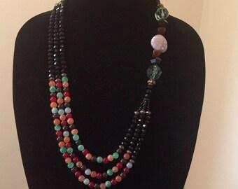 Multi- Strand Necklace