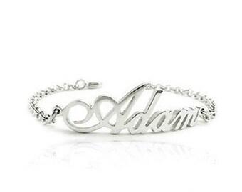 Sterling Silver Bracelet Etsy