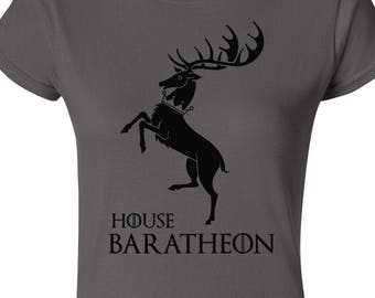 Game of Thrones House Baratheon T-Shirt | Ours Is the Fury