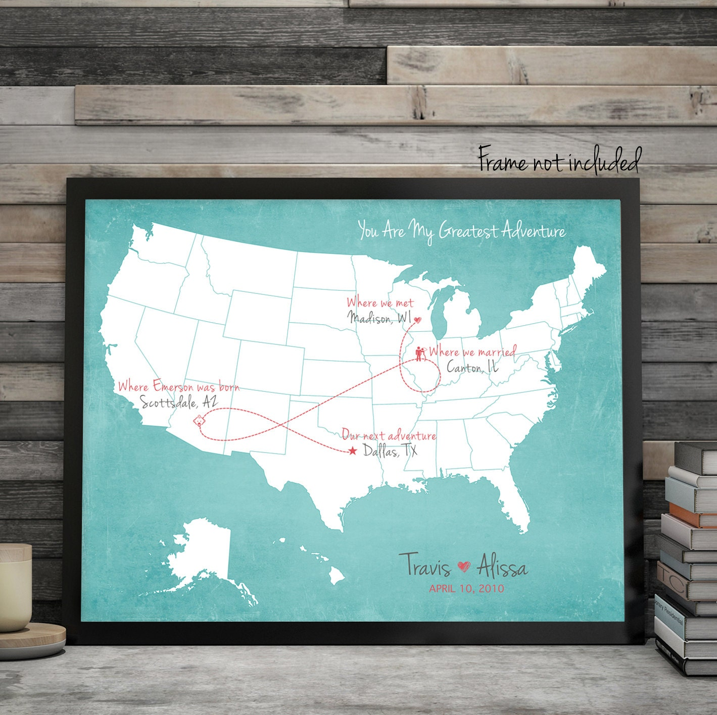 Story What Marriage Alternatives Are Really Available: Wedding Guest Book Alternative Love Story Map United
