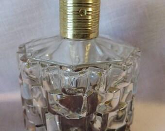 Paris Limoges Refillable Perfume Bottle