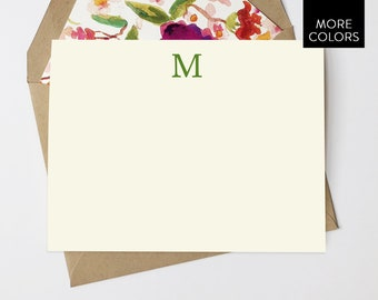 Personalized Cards (117) with Lined Envelopes / personalized cards - custom cards - stationery set - custom stationery - stationery