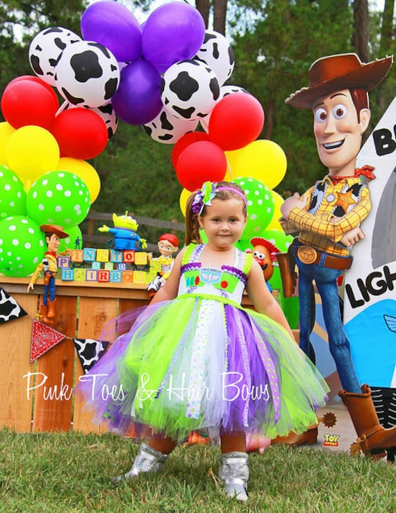 Toy Story Buzz Lightyear Tutu Dress