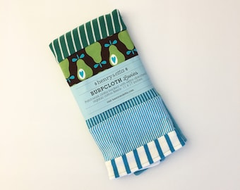 Organic Burp Cloth - Eco Baby Gift - Burp Cloth - Eco Friendly Baby - Upcycled Baby - Upcycled Baby Gifts - Black and White Baby