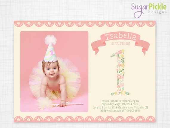 Shabby chic birthday invitation shabby chic birthday invites etsy image 0 filmwisefo