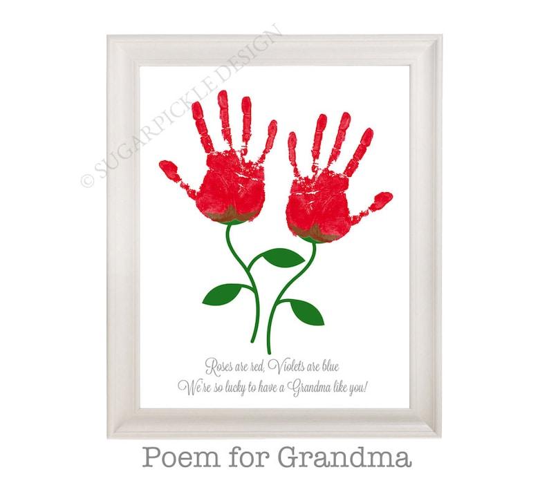 Gift For Grandma Grandmas Birthday Mothers