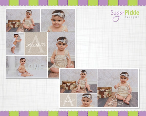 Storyboard template 12 x 12 collage template 2 collage etsy image 0 maxwellsz