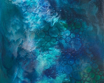 In The Stream | Original Painting