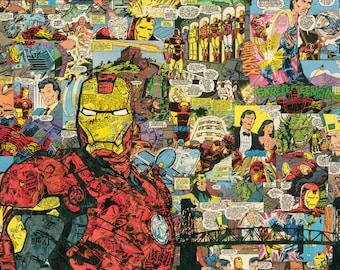 Iron Man Giclee Print