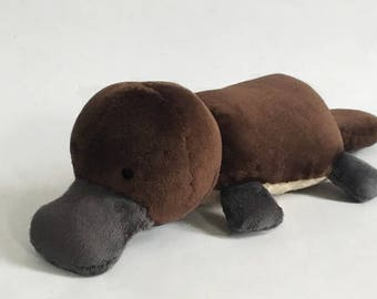 Super Soft Platypus Plush