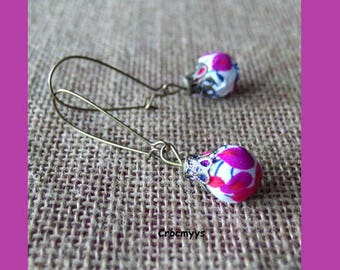 Earrings liberty wiltshire Red